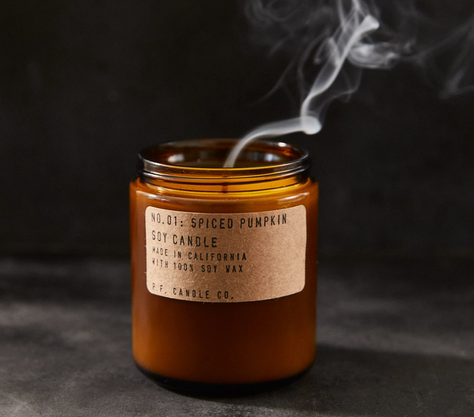 Standard Spiced Pumpkin Candle