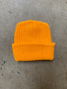 Thick knit beanie