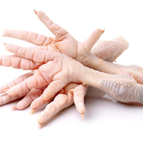 Raw Chicken Feet 10kg