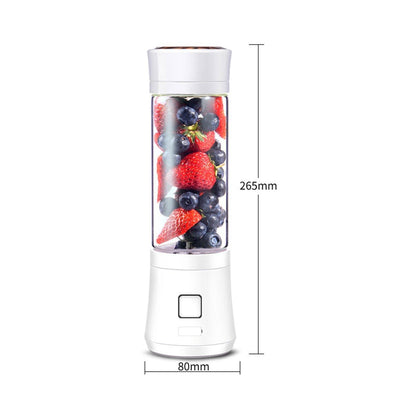 Mini Mixer de Vidro 6 Lâminas 480 ml