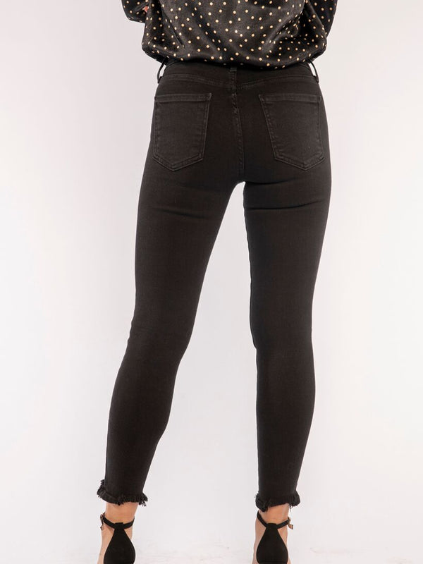 REECE SKINNYS IN BLACK