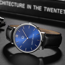 Load image into Gallery viewer, Aquarius Moon - Japanese Quartz Movement - Minimalist Watch 40mm