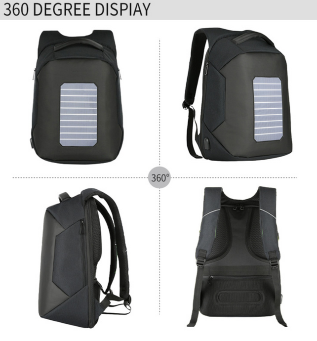 Exo-Solar Backpack