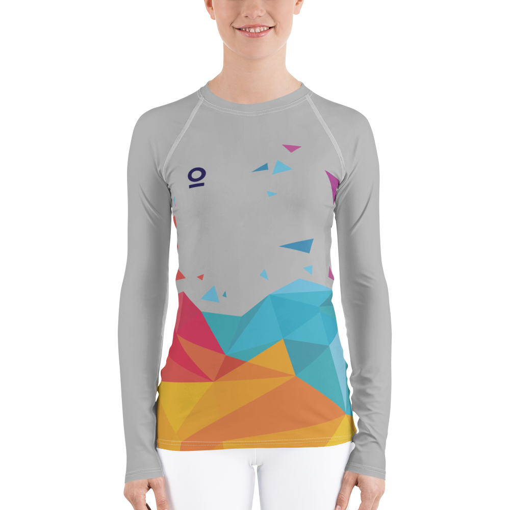 The Lab 2- Premium Long Sleeve Rash Guard