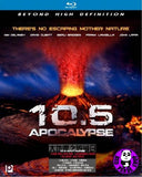 10.5 Apocalypse Blu-Ray (2006) (Region A) (Hong Kong Version)