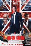 London Has Fallen 白宮淪陷2倫敦淪陷 Blu-Ray (2016) (Region A) (Hong Kong Version)