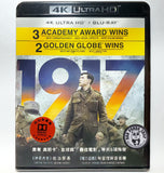 1917 4K UHD + Blu-Ray (2019) 1917: 逆戰救兵 (Hong Kong Version)