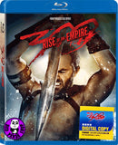 300: Rise Of An Empire Blu-Ray (2014) (Region Free) (Hong Kong Version)
