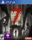 7 Days To Die (PlayStation 4) Region Free