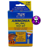 API Ammonia NH3/NH4+ Test Kit (API) (Freshwater & Marine Test Kits)