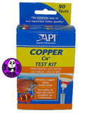 API Copper Cu+ Test Kit (API) (Freshwater & Marine Test Kits)