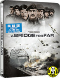A Bridge Too Far 英雄塚 Blu-Ray (1977) (Region A) (Hong Kong Version) Steelbook version