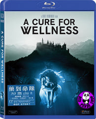 A Cure For Wellness 藥到命除 Blu-Ray (2017) (Region A) (Hong Kong Version)