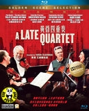 A Late Quartet Blu-Ray (2012) (Region A) (Hong Kong Version)