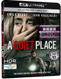 A Quiet Place 4K UHD + Blu-Ray (2018) 無聲絕境 (Hong Kong Version)