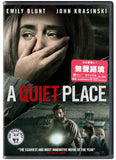 A Quiet Place (2018) 無聲絕境 (Region 3 DVD) (Chinese Subtitled)