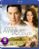 A Walk In The Clouds Blu-Ray (1995) (Region A) (Hong Kong Version)