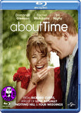 About Time Blu-Ray (2013) (Region A) (Hong Kong Version)
