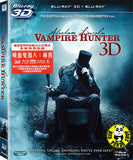 Abraham Lincoln: Vampire Hunter 吸血鬼獵人: 林肯 2D + 3D Blu-Ray (2012) (Region A) (Hong Kong Version)