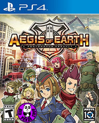 Aegis of Earth: Protonovus Assault (PlayStation 4) Region Free (PS4 English Subtitled Version)