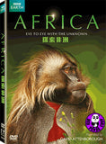 Africa 探索非洲 DVD (BBC) (Region 3) (Hong Kong Version)
