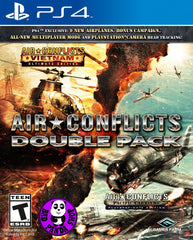 Air Conflicts Double Pack (PlayStation 4) Region Free