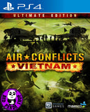 Air Conflicts Vietnam - Ultimate Edition Ultimate (PlayStation 4) Region Free