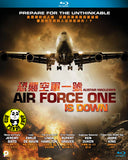 Air Force One Is Down Blu-Ray (2013) (Region A) (Hong Kong Version) USA TV Series
