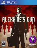 Alekhine's Gun (PlayStation 4) Region Free