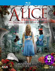 Alice: The Darker Side Of The Mirror 愛麗絲幻遊仙境之闍黑魔鏡 Blu-Ray (2016) (Region A) (Hong Kong Version) aka The Other Side Of The Mirror