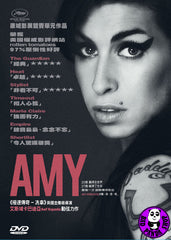 Amy DVD (Region 3) (Hong Kong Version) (NO English Subtitle) Amy Winehouse