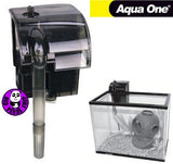 Aqua One Clearview 100, 200, 300, 500, 800 Hang On External Filter (Aqua One) (Filters) (CRS Products)