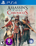Assassin's Creed Chronicles (PlayStation 4) Region Free