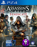 Assassin's Creed IV: Syndicate (Greatest Hits) (PlayStation 4) Region Free (PS4 English & Chinese Subtitled Version) 刺客教條: 梟雄 (中英文合版)