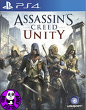 Assassin's Creed Unity (PlayStation 4) Region Free