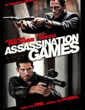 Assassination Games Blu-Ray (2011) (Region A) (Hong Kong Version)