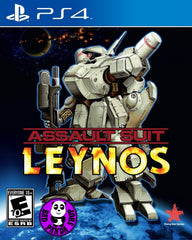 Assault Suit Leynos (PlayStation 4) Region Free
