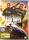 Bad Boys For Life (2020) 重案夢幻再重組 (Region 3 DVD) (Chinese Subtitled)