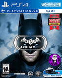 Batman: Arkham VR (PlayStation 4) (PlayStation VR) Region Free