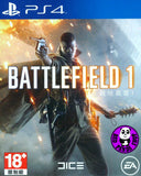 Battlefield 1 (PlayStation 4) Region Free (PS4 English & Chinese Subtitled Version) 戰地風雲 1 (中英文合版)