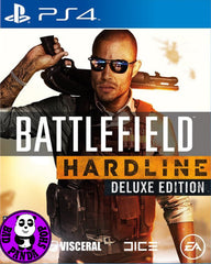Battlefield Hardline - Deluxe Edition (PlayStation 4) Region Free