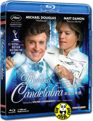 Behind the Candelabra Blu-Ray (2013) (Region A) (Hong Kong Version)