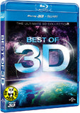 Best Of 2D + 3D Blu-Ray (Universal) (Region A) (Hong Kong Version)