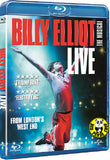 Billy Elliot The Musical Live - From London's West End Blu-Ray  (Region Free) (Hong Kong Version)