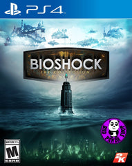 Bioshock Collection (PlayStation 4) Region Free