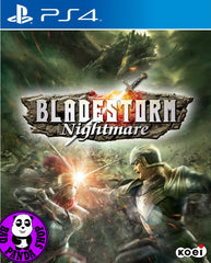 Bladestorm - Nightmare (PlayStation 4) Region Free