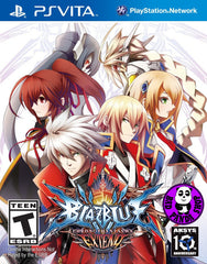 BlazBlue - Chrono Phantasma EXTEND (PS Vita)