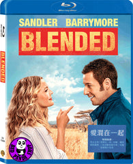 Blended 愛混在一起 Blu-Ray (2014) (Region Free) (Hong Kong Version)