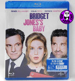 Bridget Jones' Baby BJ 單身日記:生得啦 Baby Blu-Ray (2016) (Region A) (Hong Kong Version)