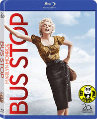 Bus Stop Blu-Ray (1956) (Region A) (Hong Kong Version)